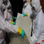 SM Asbestos Removal in Allonby, Cumbria 1
