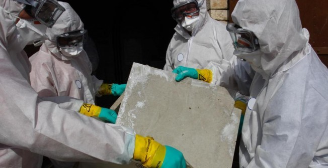 Asbestos Removal in Alston